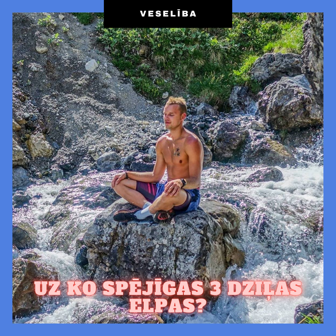 Read more about the article What are 3 deep breaths and exhalations capable of?