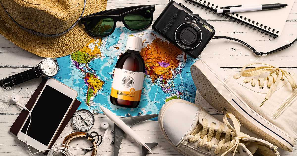 Read more about the article Catching the travel bug. Tips for travel health.